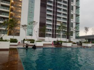 Bangi Studio Suite, Ferienwohnungen  Kampong Sungai Ramal Dalam - big - 8