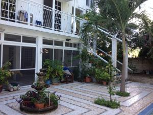Casa Mosaico, Apartments  Chetumal - big - 5