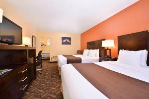 Best Western Durango Inn & Suites, Hotely  Durango - big - 14