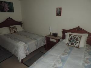 Departamento Para Turistas, Ferienwohnungen  Lima - big - 32