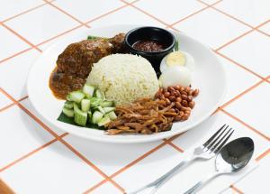 Tune Hotel klia2, Airport Transit Hotel, Hotels  Sepang - big - 109