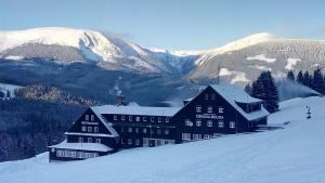 Horský hotel Žižkova bouda, Hotely  Pec pod Sněžkou - big - 32