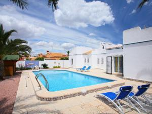 Villa Casa Bermon, Holiday homes  Torrevieja - big - 19
