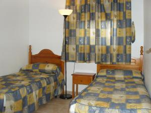 Apartment Residencial La Cala.1, Ferienwohnungen  Cala de Finestrat - big - 28