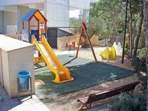 Apartment Residencial La Cala.1, Ferienwohnungen  Cala de Finestrat - big - 24