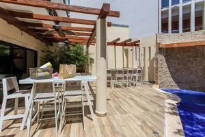 Aldea Thai 1107, Apartmanok  Playa del Carmen - big - 19