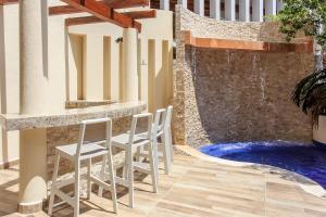 Aldea Thai 1107, Apartmanok  Playa del Carmen - big - 9