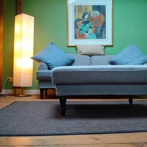 Strumpfeck Suites, Apartments  Traben-Trarbach - big - 28