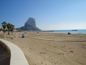 Apartment Oceanic, Apartmány  Calpe - big - 18
