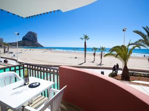 Apartment Oceanic, Apartmány  Calpe - big - 20