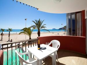 Apartment Oceanic, Apartmány  Calpe - big - 23