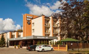 Отель Приморье, Светлогорск
