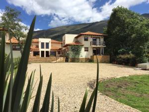 ApartaSuites Las Marías, Residence  Villa de Leyva - big - 59