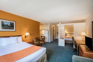 Howard Johnson Hotel by Wyndham Victoria, Hotels  Victoria - big - 8