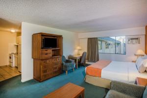Howard Johnson Hotel by Wyndham Victoria, Hotels  Victoria - big - 14
