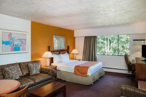 Howard Johnson Hotel by Wyndham Victoria, Hotels  Victoria - big - 7