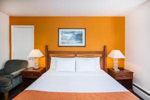 Howard Johnson Hotel by Wyndham Victoria, Hotels  Victoria - big - 43