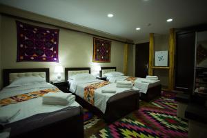 Eco Hotel, Hotel  Tashkent - big - 22
