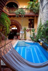 Casa India Catalina, Hotely  Cartagena de Indias - big - 44