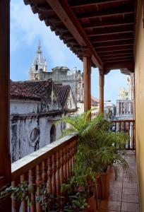 Casa India Catalina, Hotely  Cartagena de Indias - big - 50