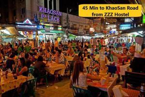 ZZZ Hostel, Хостелы  Бангкок - big - 8