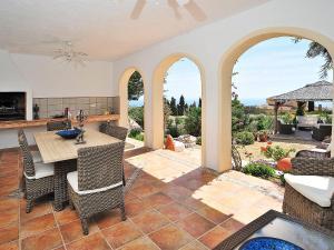 Villa Casa Dalias, Dovolenkové domy  Cumbre del Sol - big - 57