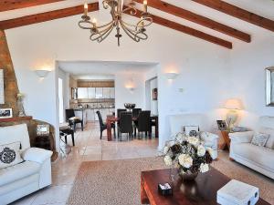Villa Casa Dalias, Dovolenkové domy  Cumbre del Sol - big - 49