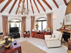 Villa Casa Dalias, Dovolenkové domy  Cumbre del Sol - big - 41