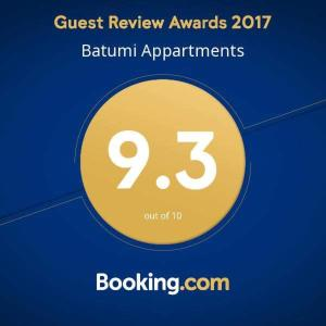 Batumi Appartments, Apartmanok  Batumi - big - 17