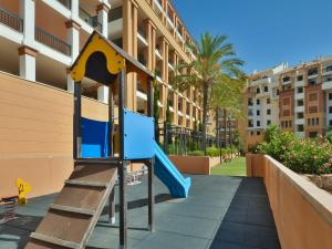 Apartment Ed. Corona, Appartamenti  Marbella - big - 45