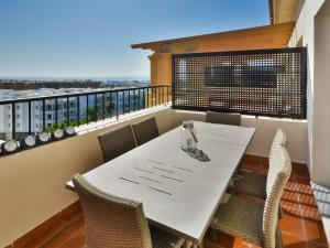 Apartment Ed. Corona, Appartamenti  Marbella - big - 41