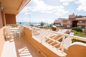 Amazing Duplex with Ocean views & Rooftop, Apartments  Puertito de Güímar - big - 18