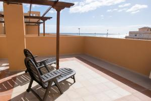Amazing Duplex with Ocean views & Rooftop, Appartamenti  Puertito de Güímar - big - 20