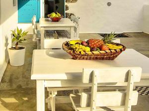 Apartment La Casa de las Salinas, Apartmanok  Arrieta - big - 38