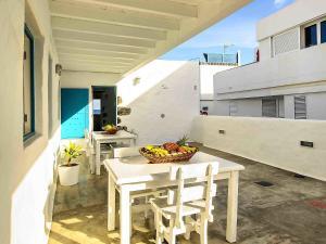 Apartment La Casa de las Salinas, Apartmanok  Arrieta - big - 25