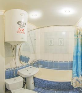 Профсоюзная, 42 (2п), Апартаменты  Улан-Удэ - big - 3