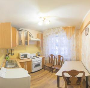Профсоюзная, 42 (2п), Апартаменты  Улан-Удэ - big - 2