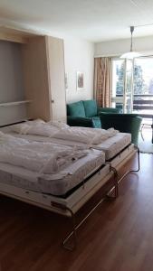 Golf park Residence, Appartamenti  Davos - big - 16