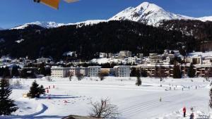 Golf park Residence, Appartamenti  Davos - big - 17