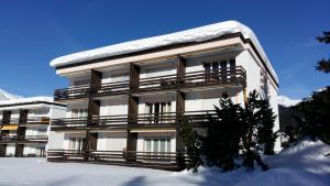 Golf park Residence, Appartamenti  Davos - big - 14