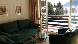 Golf park Residence, Appartamenti  Davos - big - 7