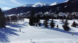 Golf park Residence, Appartamenti  Davos - big - 2