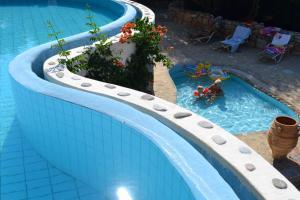 Country Hotel Velani, Hotel  Avdou - big - 14