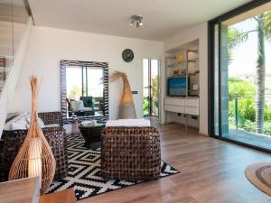 Villa LAGOS 20, Prázdninové domy  Salobre - big - 44