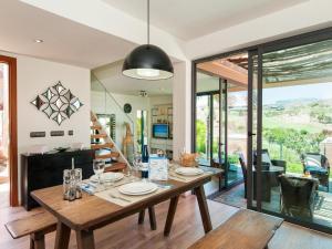 Villa LAGOS 20, Prázdninové domy  Salobre - big - 69