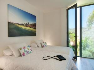 Villa LAGOS 20, Prázdninové domy  Salobre - big - 63