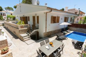 Mar Blava House, Chalets  Playa de Muro - big - 22