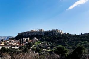 Live Life Acropolis, Apartmány  Atény - big - 7