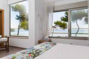 Arenas, Prázdninové domy  Playa de Muro - big - 9