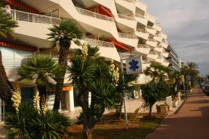 Appartement Le Chantilly 5, Apartmanok  Cagnes-sur-Mer - big - 16